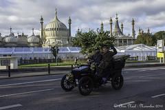 214 - 1903 Wolseley AH146 06.11.2016 (CNThings) Tags: londontobrighton 2016 veteran car brighton hove sussex pavilion royalpavilion wolseley 214 ah146 nikon d7100 cnthings chrisneal 1903 lbvcr