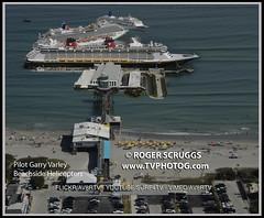 New cruise termianl at Cocoa Beach Pier (av8rtv tvphotog) Tags: aerials cruise ships port canaveral scruggs tvphotogav8rtv portcanaveral florida
