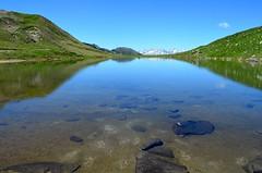 Lago Campanitt (dino_x) Tags: mountains montagna mt switzerland saveearth allaperto acqua alps alpi versante valle beautiful nature lake lago landscape lakes