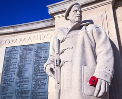 Remembrance 2016 (Mike Turner) Tags: poppyappeal 2016 rbl royalbritishlegion commando royalmarines navy royalnavy portsmouthnavalmemorial portsmouth southsea southseacommon southseaseafront iphone iphone6 hampshire