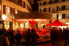 Night into the Advent (Harald Schnitzler) Tags: advent merrygoround karussel lights outdoor emotions love xmas christmas weihnachten emotionen adventsnacht liebe