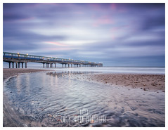 Life is Always Better at the Beach. (Emily_Endean_Photography) Tags: boscombe beach sunrise ocean morning leefilters longexposure bournemouth dorset colours nikon