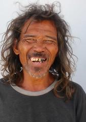 Philippines . (wildirishman37) Tags: beggar wildirishman37 philippines poverty