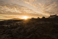 As The Sun Rises (ereid88) Tags: isleofskye scotland sun uk clouds sunrise nikon 1835mm
