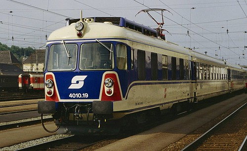 ÖBB emu 4010.19 Attnang-Puchheim