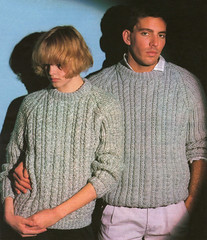 Wife and Husband in cabled wool sweater (Mytwist) Tags: pippaspatternshop wife husband love passion knitwear married wool fashion fetish fisherman fuzzy vintage vouge pullover pulli style sexy sweaters retro warm winter viking dicipline design dress together master disciplin sex raglan stylish old ribbed craft gift weddingphoto