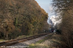U Class in the Wilderness (Jack Haynes Photography) Tags: swanage railway santa special u class 31806 heritage dorset preservation