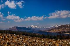 Five Star Scotland (Brian Travelling) Tags: scotland scenery kyle lochalsh sky mountains water loch lake lochtorridon pentaxkr pentax