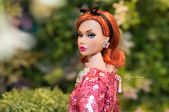 """Aquatalis """" SPARKLING HOLIDAYS """" by AlexNg (AlexNg & QuanaP) Tags: aquatalis sparklingholidays by alexng please visit our etsy store for ordering wwwetsycomshopaquatalis model mood changer poppy parker photo quanap outfit"""