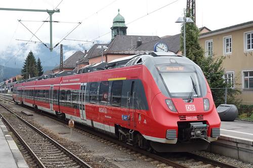 DB-Regio 2442 230 - Garmisch-Partenkirchen