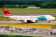 Northwest Airlines | Boeing 747-200F | N643NW | Tokyo Narita (Dennis HKG) Tags: northwest northwestairlines nwa nw cargo freighter aircraft airplane airport plane planespotting boeing 747 747200 747200f boeing747 boeing747200 boeing747200f tokyo narita rjaa nrt n643nw