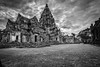 The black Phanong and the white Rung (technodude67) Tags: sonyalpha amazingthailand architecture bw discoverthainess igthailand ilce ilovethailand lostinthailand sony sonyimages th thailand thailandtrips thailover tourism travel trip turismo unlimitedthailand viaggiare viaggio sunset