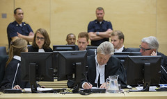 Ntaganda trial opens at International Criminal Court (ICC-CPI) Tags: boscontaganda stéphanebourgon