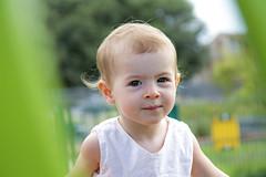 Ainhoa (Matthieu Luna) Tags: portrait sky baby france eye love face canon eos heart coeur luna matthieu ombre yeux 7d hearth 31 enfant personnes bébé regard jeu ainhoa 1755