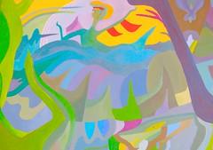 MAMEXIA MERMAID - HONEVO (Honevo) Tags: art painting spain arte culture pintura cuadro oiloncanvas honevo hnevo mamexia