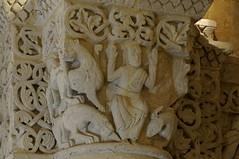 Basilique Saint-Eutrope, Saintes. Poitou-Charentes (France) (paula_gm) Tags: france romanesque francia saintes romanico charentemaritime sainteutrope danielenelfosodelosleones potoucharentes