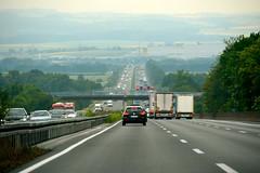 Bundesautobahn 2 (Michiel2005) Tags: 2 germany deutschland motorway e30 duitsland snelweg bundesautobahn