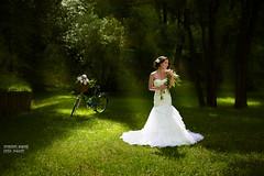 Wedding (andreykocheshkov) Tags: wedding summer sun tree smile married marriage husbandandwife husband wife happines