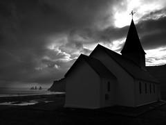 Old Church, Vik, Iceland