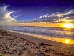 Beach at Sunset (DGVARCH) Tags: california blue sunset sun beach clouds sand waves romantic the sunsetssunrises salinasriverstatebeach flickertoday thelooklevel1red thelooklevel2yellow thelooklevel5green thelooklevel6blue thelookpurplelevel4 frameitlevel01 infinitexposurel1 infinitexposurel2