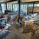 Sonkajärven kunnankirjasto / Municipal Library in Sonkajärvi thumbnail