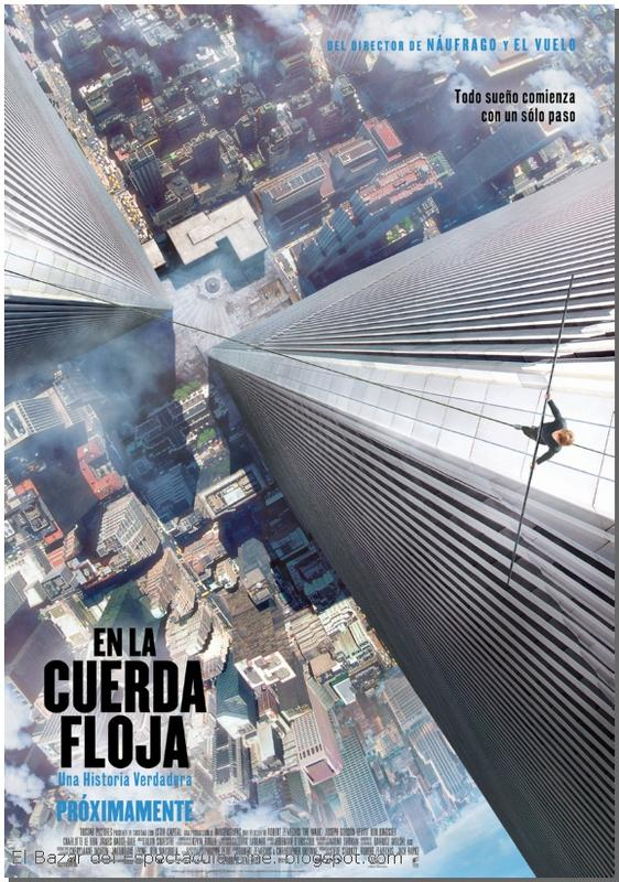 The Walk (En La Cuerda Floja) (V.O.S) (2015)