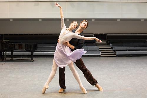 <em>Tchaikovsky Pas de deux</em> Dance highlight: A thrilling, virtuoso dance for two