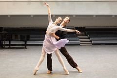<em>Tchaikovsky Pas de deux</em> Dance highlight: A thrilling, virtuoso dance for two