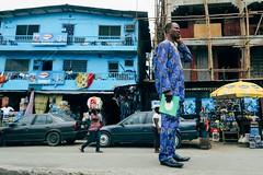 Blue | Lagos Nigeria (Devesh Uba) Tags: africa streetphotography lagos nigeria naija lagosnigeria africanman urbanafrica nigerianman lagosisland lagospictures lagosstreetlife snapitoga