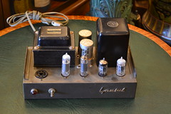 "SANSUI EARLY TUBE POWER AMPLIFIER. • <a style=""font-size:0.8em;"" href=""http://www.flickr.com/photos/51721355@N02/21677054252/"" target=""_blank"">View on Flickr</a>"