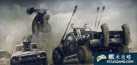 瘋狂麥斯 Mad Max開地圖跳出解決方法 開地圖跳出怎麼辦