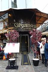 Camden Market Street Food (bellaphon) Tags: london camdenmarket streetfood touristtrap gilgamesh shitfusion gilgamess