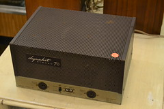 """DYNAKIT STEREO 70 AMPLIFIER, EITHER MONO OR STEREO, THREE AVAILABLE. • <a style=""""font-size:0.8em;"""" href=""""http://www.flickr.com/photos/51721355@N02/21855079688/"""" target=""""_blank"""">View on Flickr</a>"""