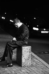 IMG_9675 (Egor Kirillov) Tags: street blackandwhite monochrome photography photo exposure photographer russia streetphoto saintpetersburg decisive munk