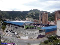 Estadio de Ipurúa (andresbasurto) Tags: estadio campo deporte fútbol gipuzkoa eibar sdeibar armeros azulgranas andresbasurto 1ªdivisión ipurúa campodeipurúa