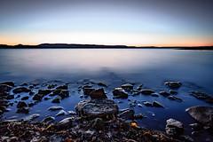 Lake Pepin (imagenusphoto) Tags: minnesota wisconsin us unitedstates stockholm mississippiriver bluehour lakecity lakepepin imagenusphotography