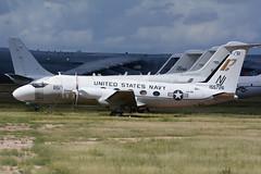155726.DMA220915 (MarkP51) Tags: arizona plane airplane nikon image tucson aircraft aviation military usnavy usn dma gulfstream grumman davismonthanafb kdma i aviationphotography d7100 amarg 155726 tc4c markp51