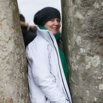 Squeeze in Stonehenge