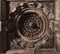 Exquisite ceiling of ChennaKesava Temple , Somnathapura (bikashdas) Tags: mysore karnataka india ind chennakesava somnathpura mandyadistrict chennakesavatemple hoysala hoysalaarchitecture