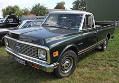 Custom 20 (Schwanzus_Longus) Tags: tostedt german germany us usa america american olc classic vintage vehicle chevrolet chevy c20 custom 20 pickup pick up truck