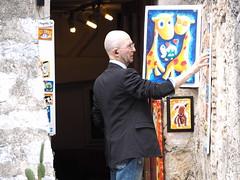 Saint Paul de Vence (boncey) Tags: olympusomdem1 olympus omd em1 camera:model=olympusomdem1 40150mm lens:make=olympus lens:model=olympus40150f4056 olympus40150f4056 lenstagged photodb:id=24424 saintpauldevence france