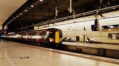 Beneath The Saint (dhcomet) Tags: london thameslink 377207 electrostar railway transport stpancras station platform