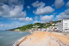 A Summer's day, Ventnor, Isle of Wight - DSCF0098 (s0ulsurfing) Tags: s0ulsurfing 2016 august isle wight ventnor seaside summer sea coast coastal