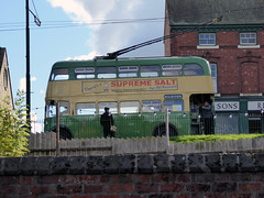 Peaky Blinders Film Set (avesinc54) Tags: black country museum canal trust dudley peaky blinders bus trolly double dekker caverns barges canals towns