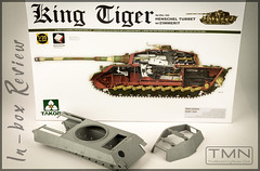Takom King Tiger (Andy R Moore) Tags: takom kingtiger scalemodel 135 themodellingnews