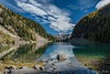 Lake Agnes - Tea House (robertopastor) Tags: américa canada canadianrockiesmountain canadá fuji montañasrocosas robertopastor viaje xt2 xf1655mm lake agnes tea house sch limm