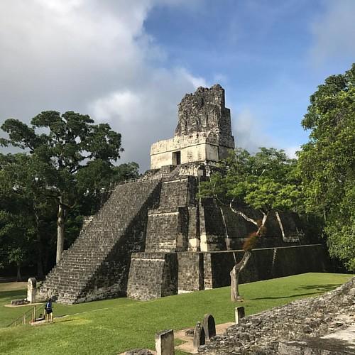 Loved Tikal 💙 #guatemala #tikal #holidays