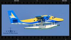 8Q-TMU (EI-AMD Photos) Tags: de havilland canada dhc6300 twin otter 8qtmu trans maldivian airways eiamd vrmm mle male maldives
