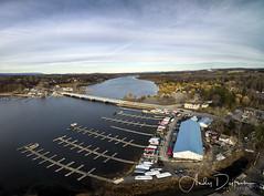 Saratoga Lake (andy_deitsch) Tags: dji ny newyork saratogalake aerialimage aerialphotography saratoga