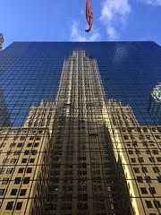 Chrysler Building Reflection (JMFusco) Tags: building manhattan reflections chryslerbuilding newyorkcity